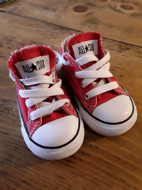 Converse All Star Trainers Toddler size 6