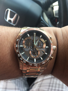 Citizen Watch - Real Rose Gold - Paid 599.99 Plus Taxes