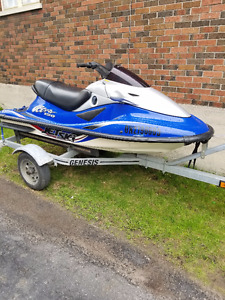 2001 Kawasaki Jet Ski/Trailer -- Summer Ready --