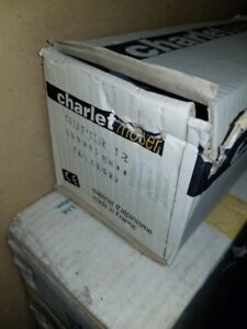 2 PAIRS CHARLET MOSER SUPER 12 CRAMPONS LIKE NEW IN BOX