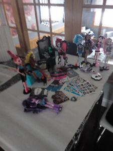 Assorted Monster High