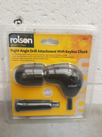 Right angle drill attachment *REDUCED*