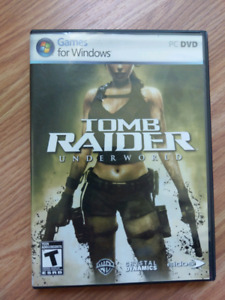 Tombraider Underworld for PC