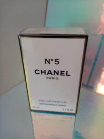 Chanel no5 perfume, sealed, 50ml