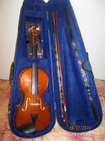 Menzel Violin  VENDU....merçi  Sold... thanks.