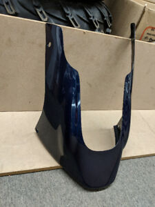 Yamaha 1986 FZ750SC Lower Cover Fairing Blue Never Used