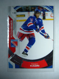 Nazem Kadri Kitchener Rangers or London Knights Jersey