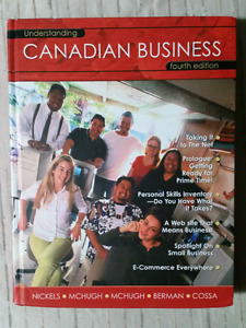 Understanding Canadian Business 4th Edition