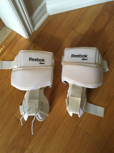 Goalie Equipment in very good condition see pricing below