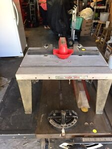 Craftsman Sears router table