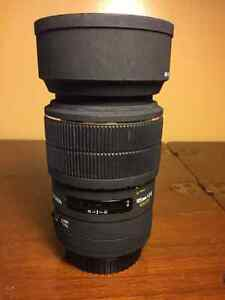 Sigma 105mm macro lens for Canon