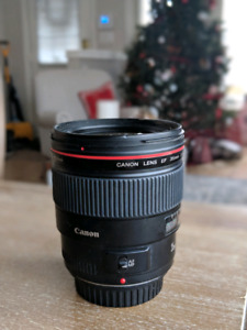 EXCELLENT CONDITION Canon EF 35mm f/1.4L USM