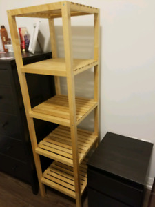 Ikea Kitchen/bathroom shelf