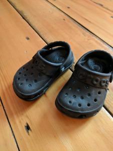 Crocs pour bébé