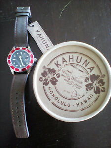Kahuna Men's Watch