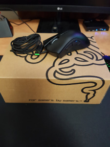 Razer Death Adder Elite RGB 5g Optical Mouse