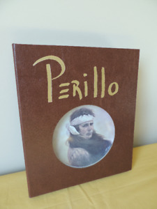Limited Edition Peillo Book with Plate