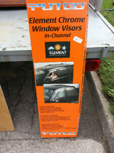Truck Window Visors