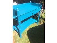 washstand / desk/