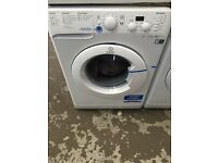 New Graded 7kg Indesit Washing Machine - White