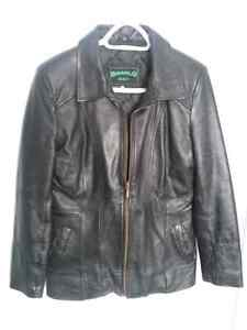 Leather jacket -good quality