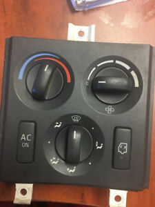 A/C HEATER CLIMATE CONTROL