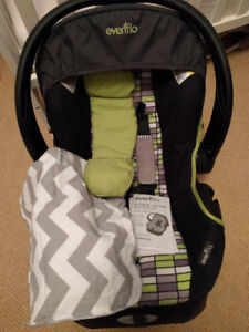 Evenflo Car Seat with Base