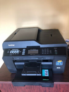 Brother MFC-J6910DW Color Inkjet Multifunction Printer