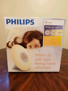 Philips Wake-up Sunrise Alarm Clock