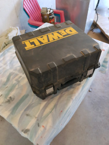 Dewalt circular saw hard case
