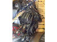 Honda CBR 600 1987-1990 parts