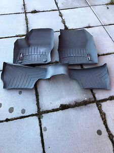 Weathertech Liner mats for 2015 Ford Focus for sale