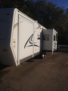 2009 Komfort Travel Trailer Premium Edition for Sale