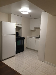 All inclusive Basement Unit for rent near Markham&Steeles