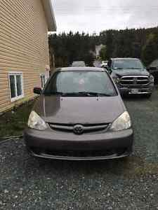 2005 Toyota Echo Sedan St. John's Newfoundland image 2