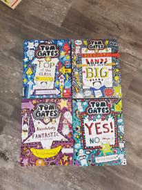 Tom Gates Book Bundle
