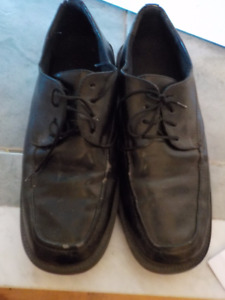 Men's Black Dress Shoe