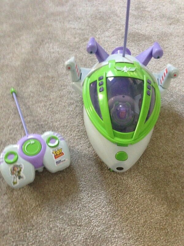 Remote control toy story