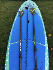 High End Akona Stand-Up Paddle Boards for Sale.  $700 off!
