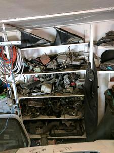RX7 FC Parts