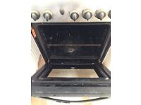 Gas cooker - hob and oven free to collect