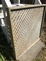 Lattice Fence /screening