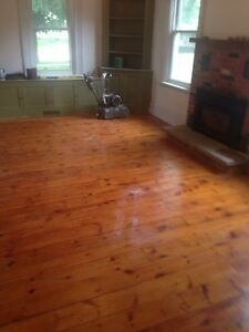 hardwood floor refinishing & sanding London Ontario image 6