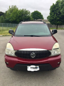 2006 buick rendezvous For sale as is good running suv