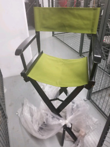 NEVER USED GORGEOUS DIRECTORS CHAIR