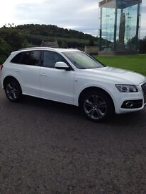 Audi Q5 s-line plus limited edition (stunning condition) SOLD