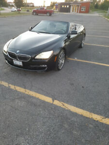 2012 BMW 650i Convertible Executive Package, Technology Package