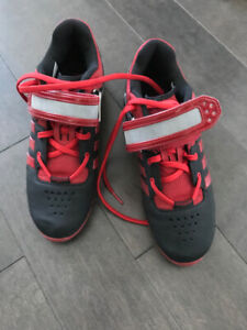souliers powerlifting Adidas