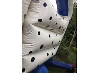 Donation bouncy castle good working order