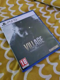 Resident Evil Village - PlayStation Five / ps5